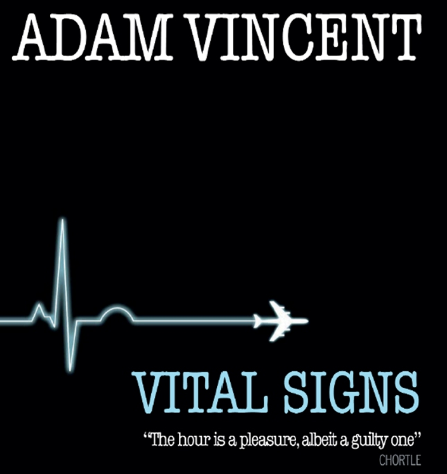 Adam Vincent - Vital Signs