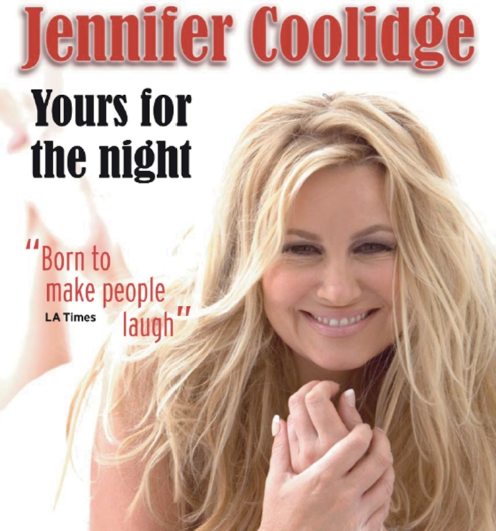 Jennifer Coolidge - Yours for The Night